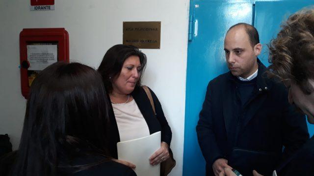 Convegno Eboli-Nuovo Piano Ospedaliero-Valeria Ciarambino-Cosimo Adelizzi