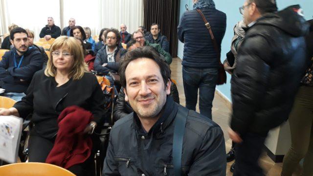 Convegno Eboli-Nuovo Piano Ospedaliero-Michele Cammarano