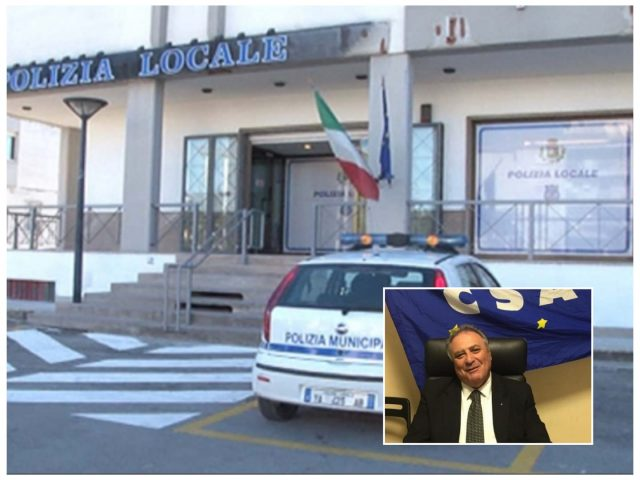 Polizia Urbana Capaccio-Rispoli-CSA