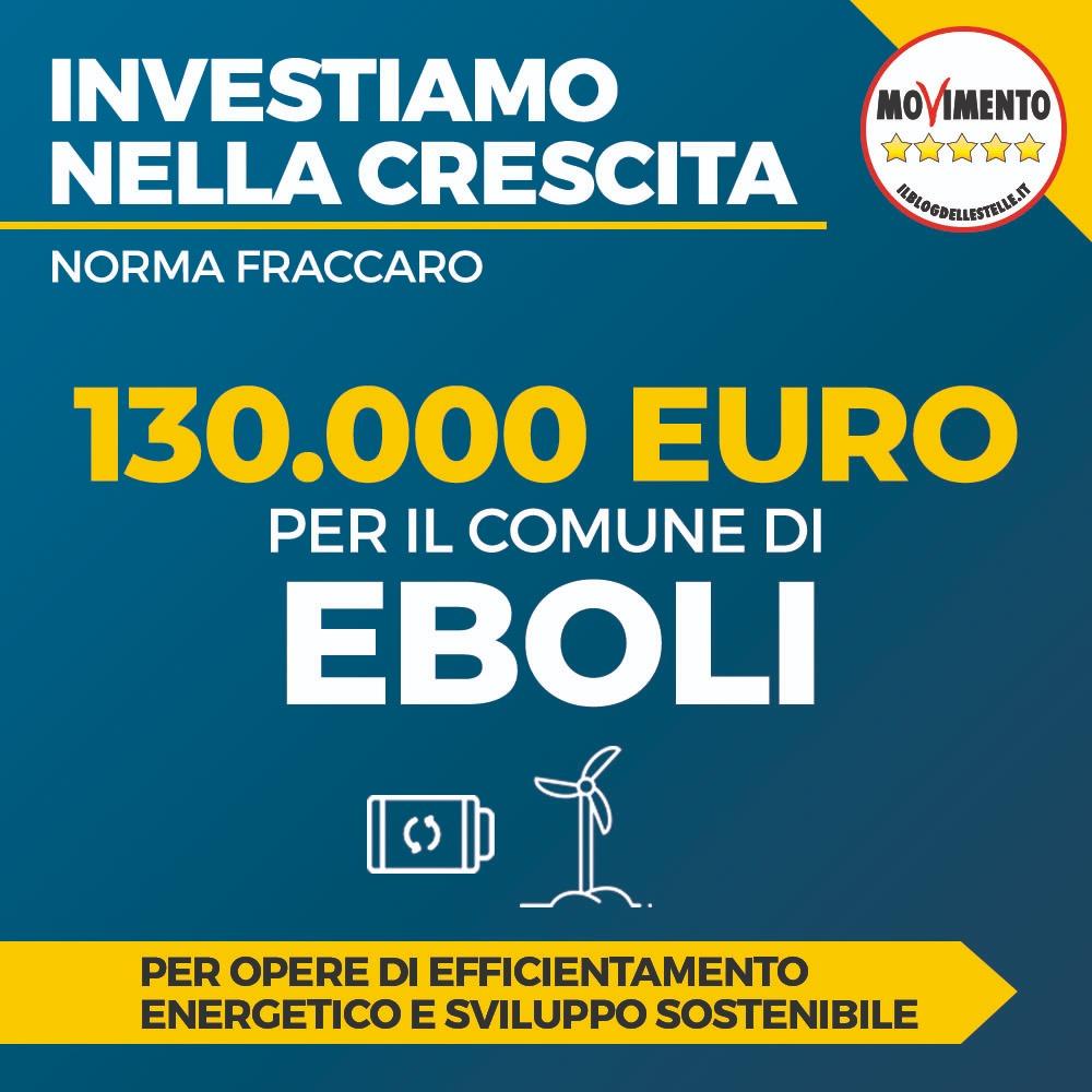 M5s Eboli-Decreto crescita