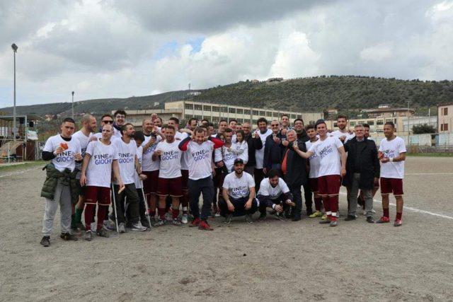 EBOLI CALCIO CAMPIONE 3 CATEGORIA 2019