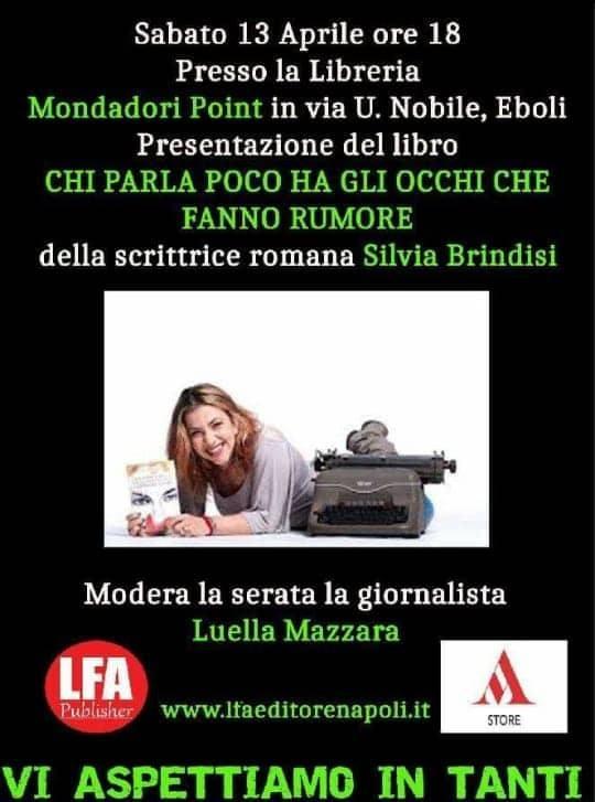 Libro Silvia Brindisi