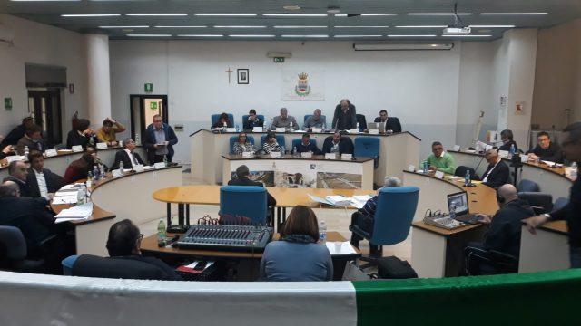 Consiglio comunale Bilancio previsione 2019