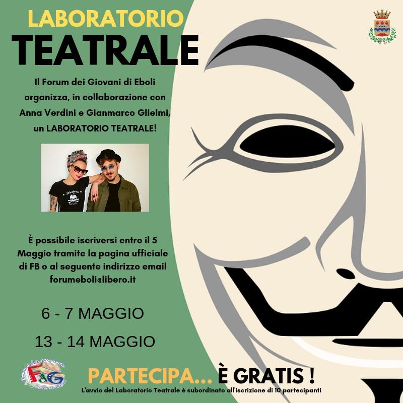 FdG Eboli-laboratorio teatrale