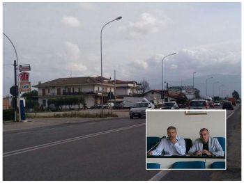 Vecchio-Cariello-Messa in sicurezza strade provinciali