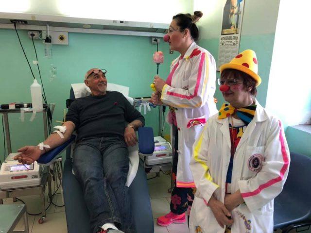 Ospedale Eboli--giornata donazione Sangue