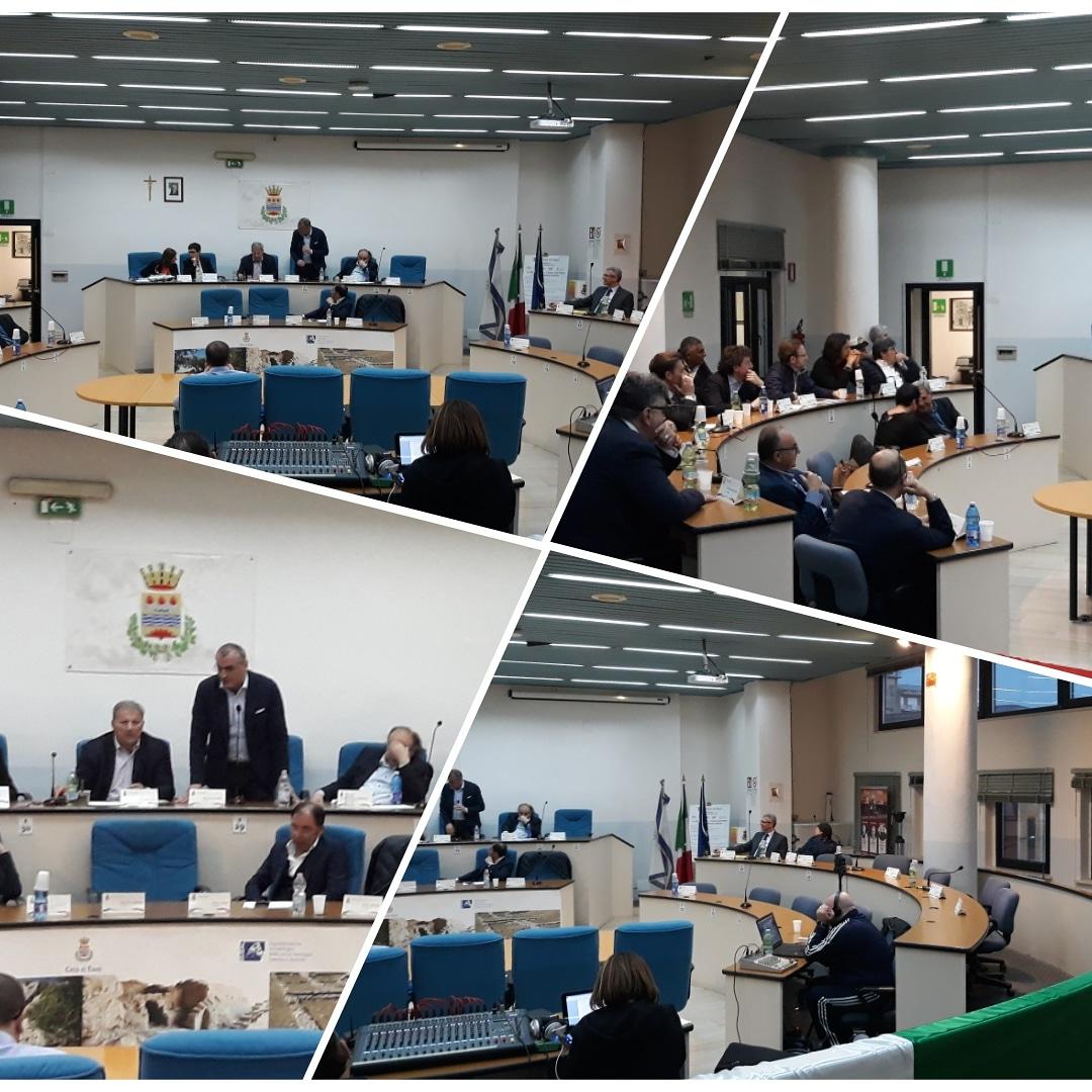 Consiglio comunale debiti fuori bilancio2