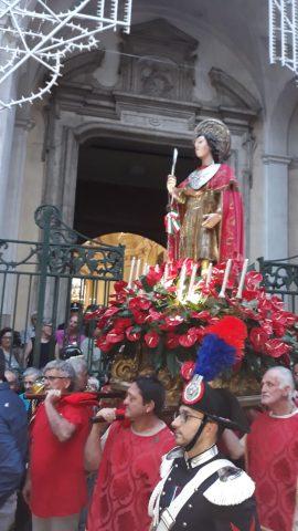 San Vito Martire chiesa madre di S Maria Eboli1