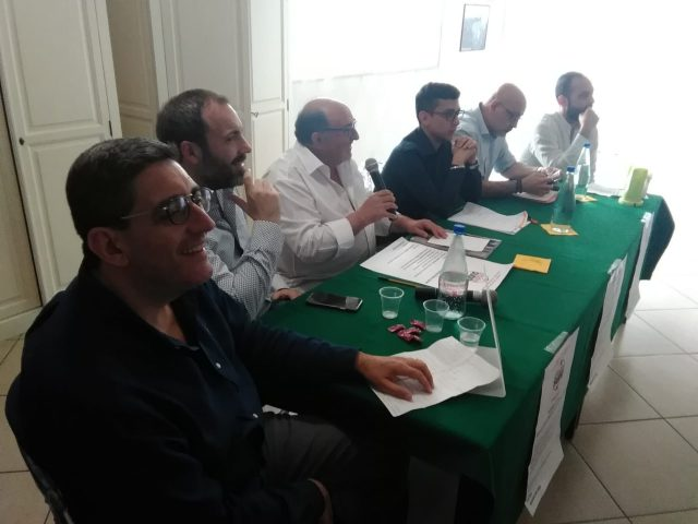 Attilio Astone- Federico Conte-Massimo Del Mese-Ammutinato-Eugenio Iorio-Antonio Ardia