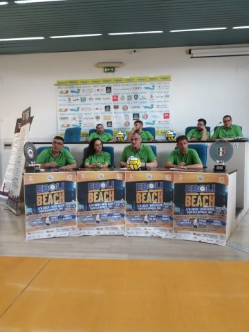 Presentazione-XX edizione Eboli in beach