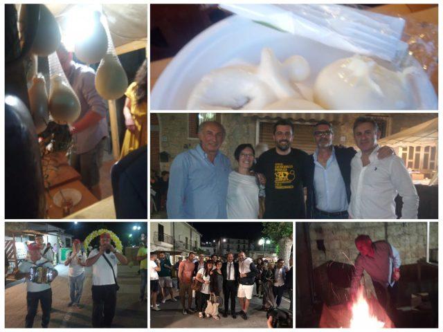 Festa del Caciocavallo Podolico Corleto monforte