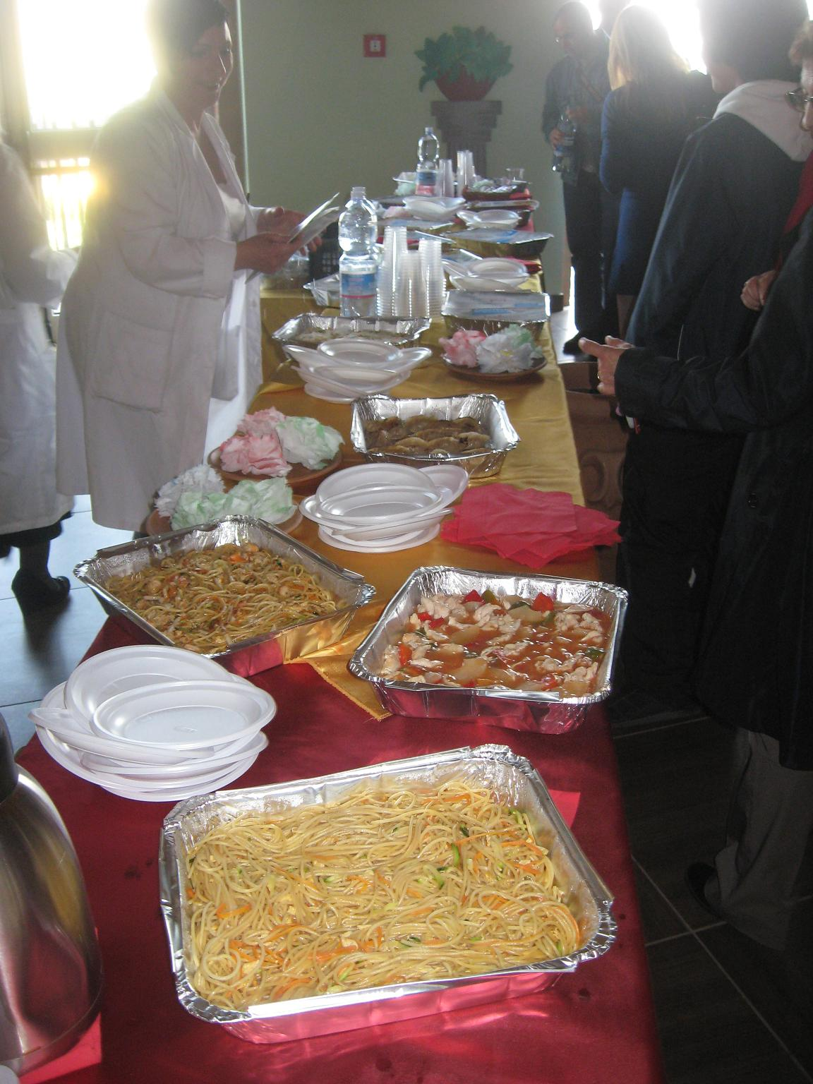 Convegno la cucina cinese tra sapori cultura e for Piatti tipici cinesi