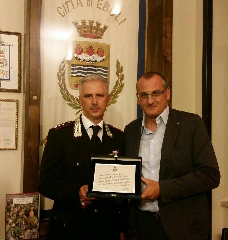 Alessandro Cisternino,Massimo Cariello