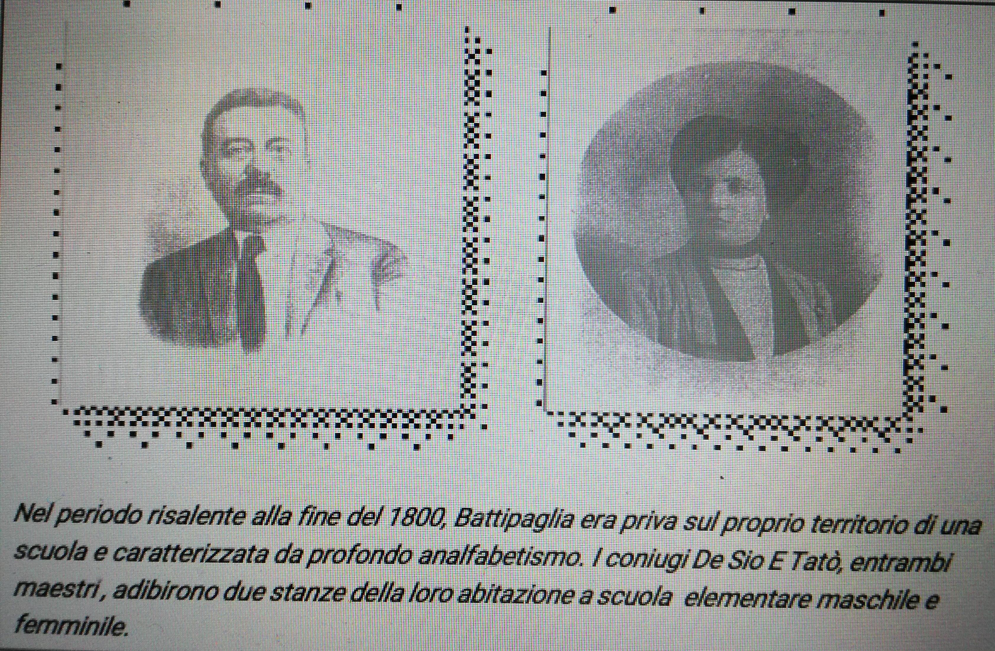 Domenico De Sio-Annunziata Tatò