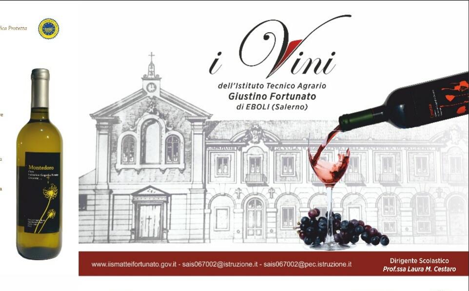 I vini dell'Istituto Agrario 1