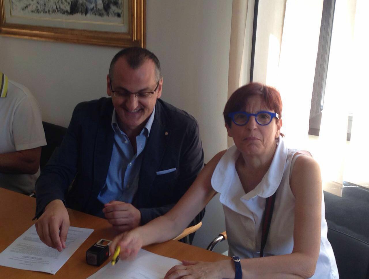 Massimo Cariello-Cecilia Francese
