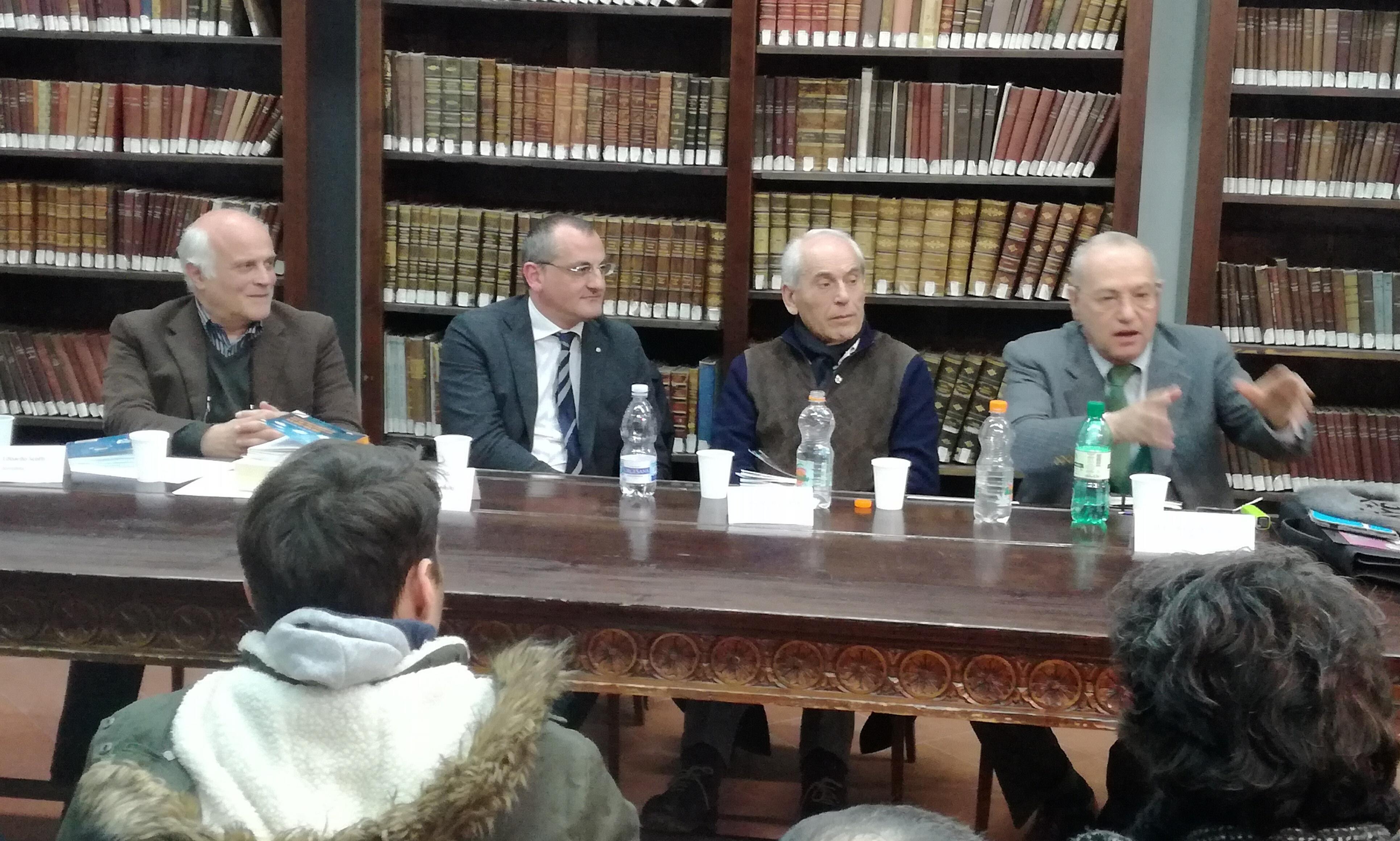 Eduardo Scotti-Massimo Cariello-Carmelo Conte-Luigi Gravagnuolo