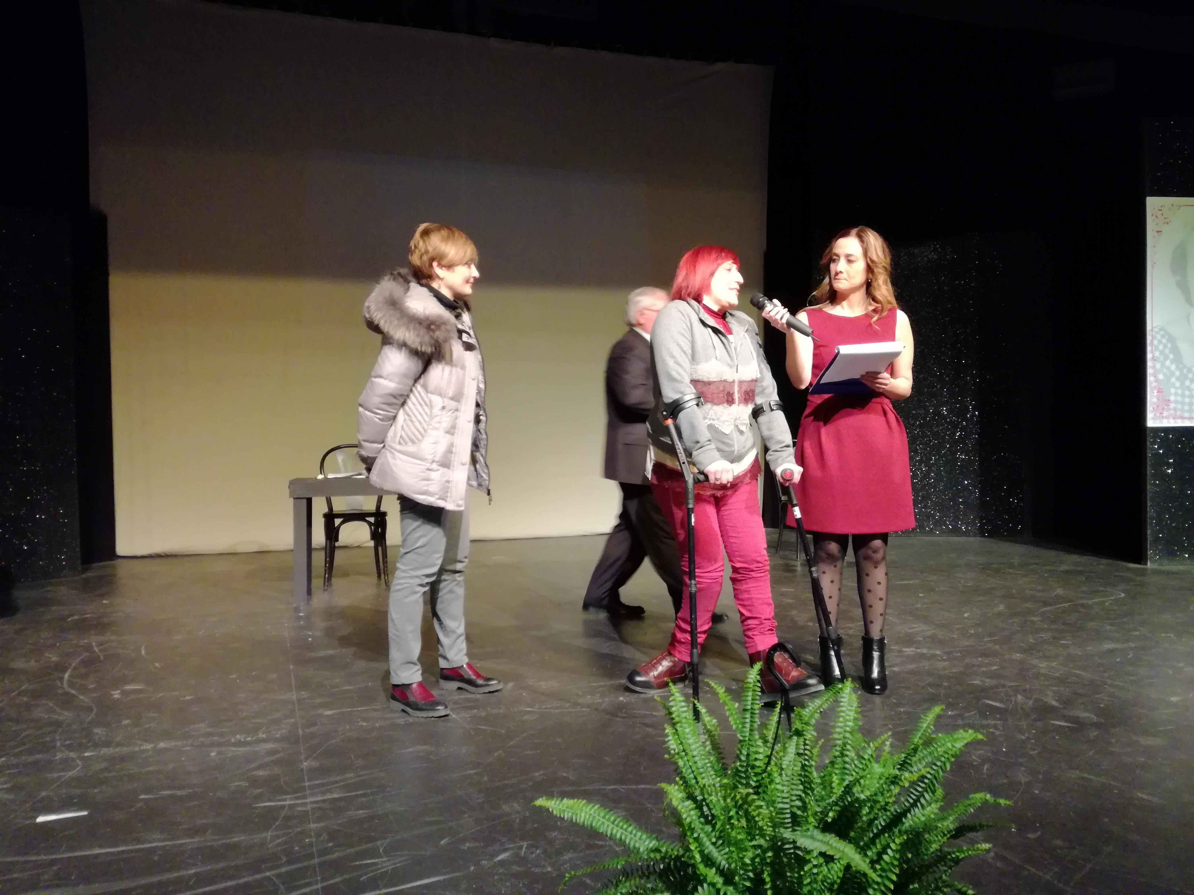 Battipaglia-festa della donna-premiazione-Anna Bruno