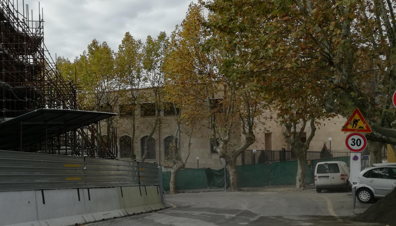 Centro polifunzionale SS Cosma e Damiano-nuova sede ISES