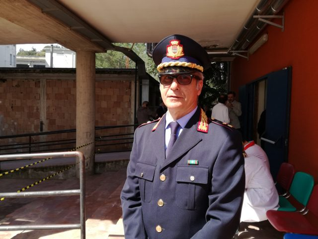 Mario Dura-Comandante VVUU-Eboli
