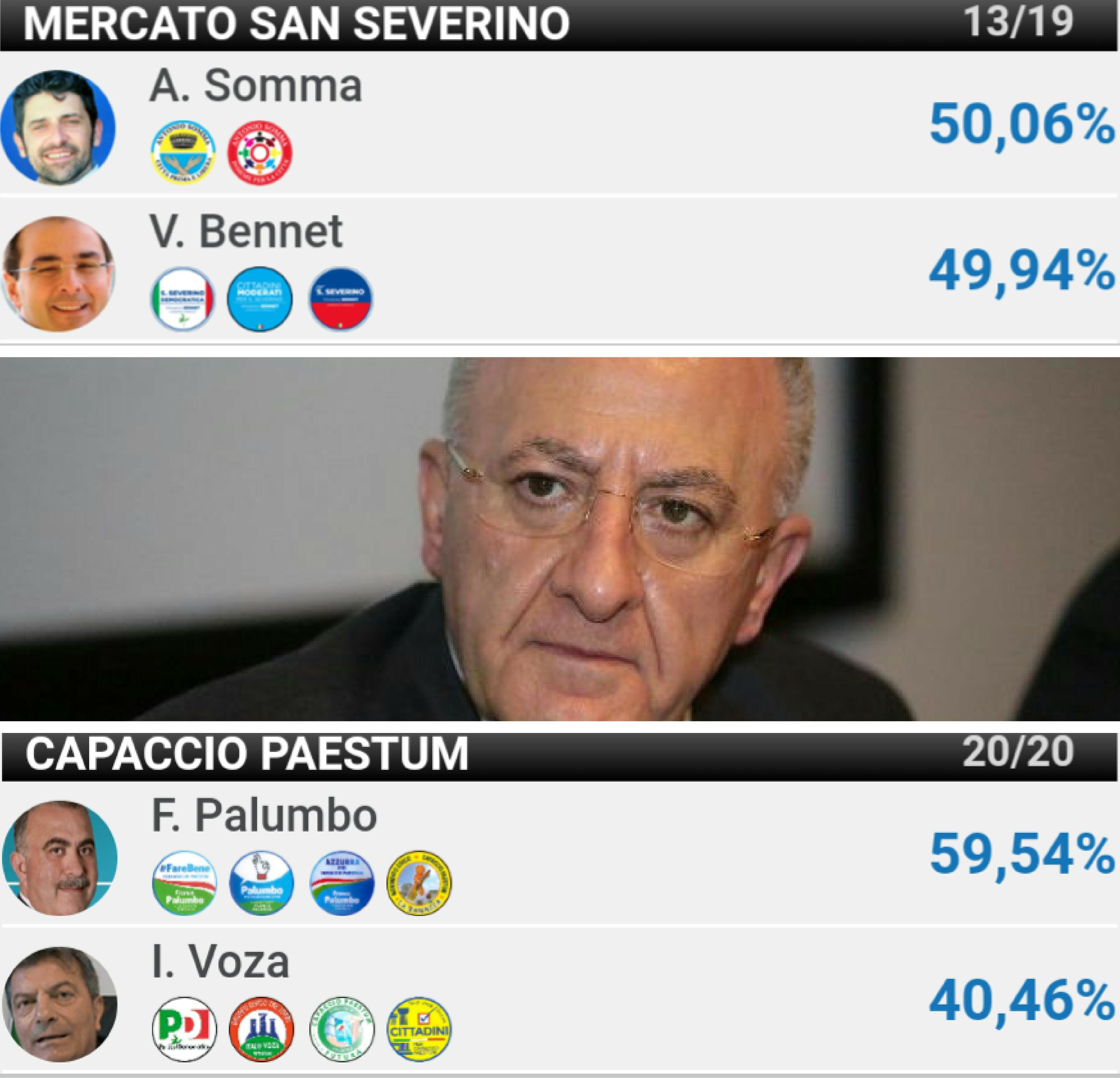 Amministrative 2017-Vincenzo De Luca