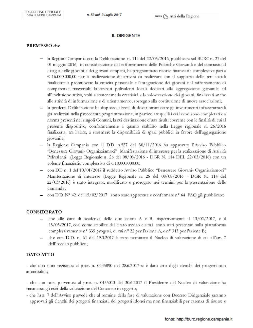 Decreto regione2