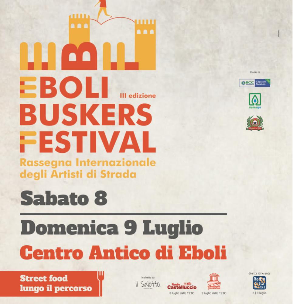 Eboli Buslers Festival 2017