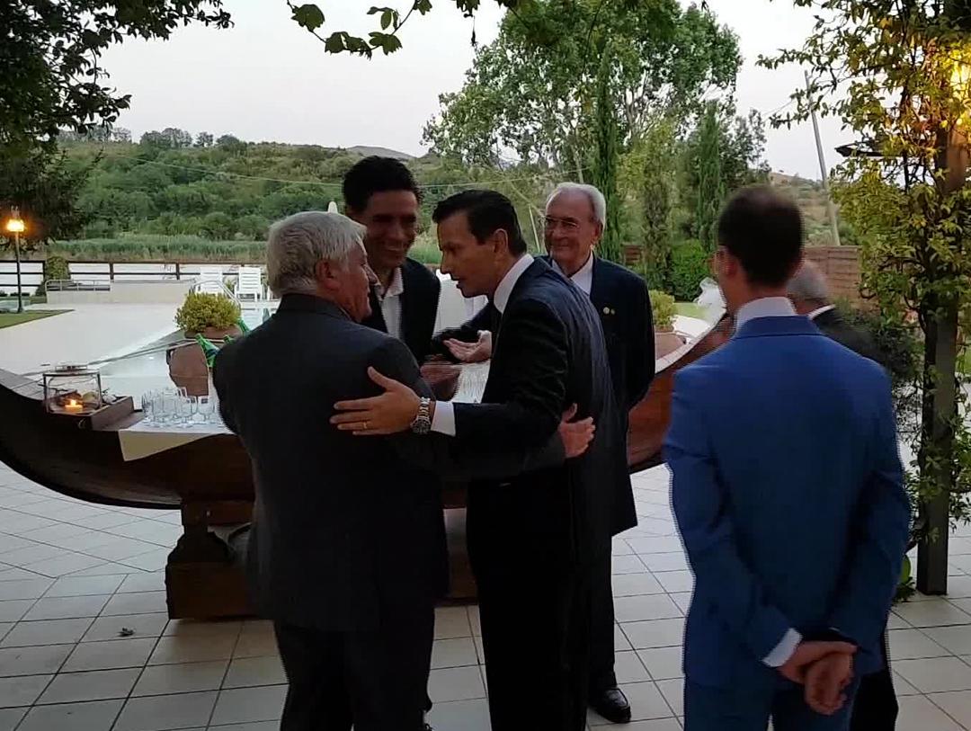 Lombardi-Presidente-Rotary-Vallo della Lucania