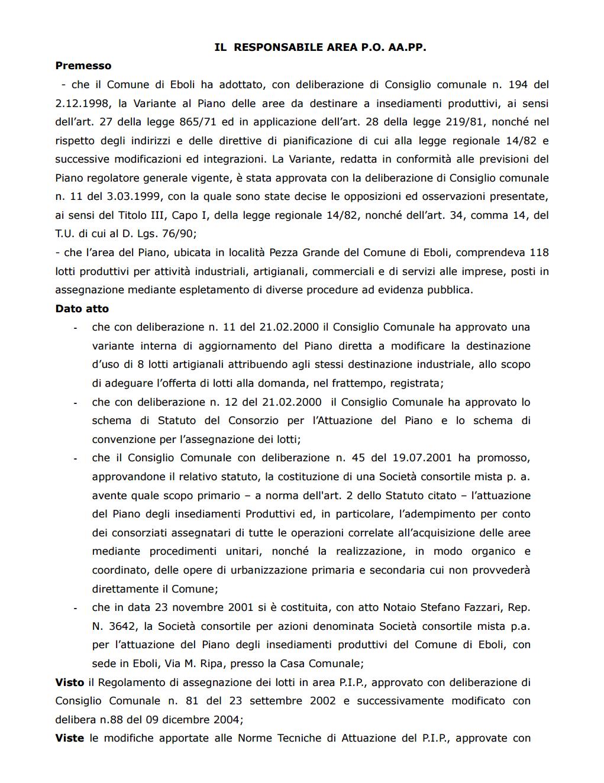 Assegnazione Area Pip eboli2