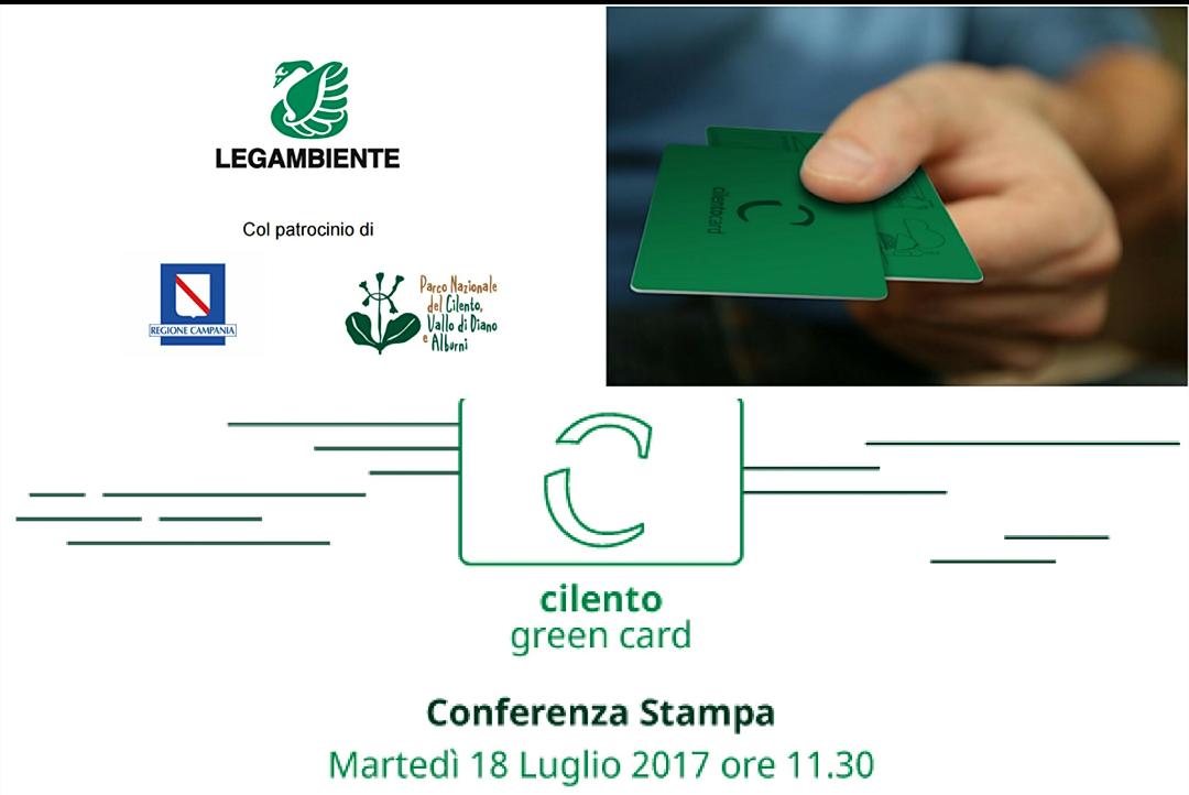 Cilento Green card