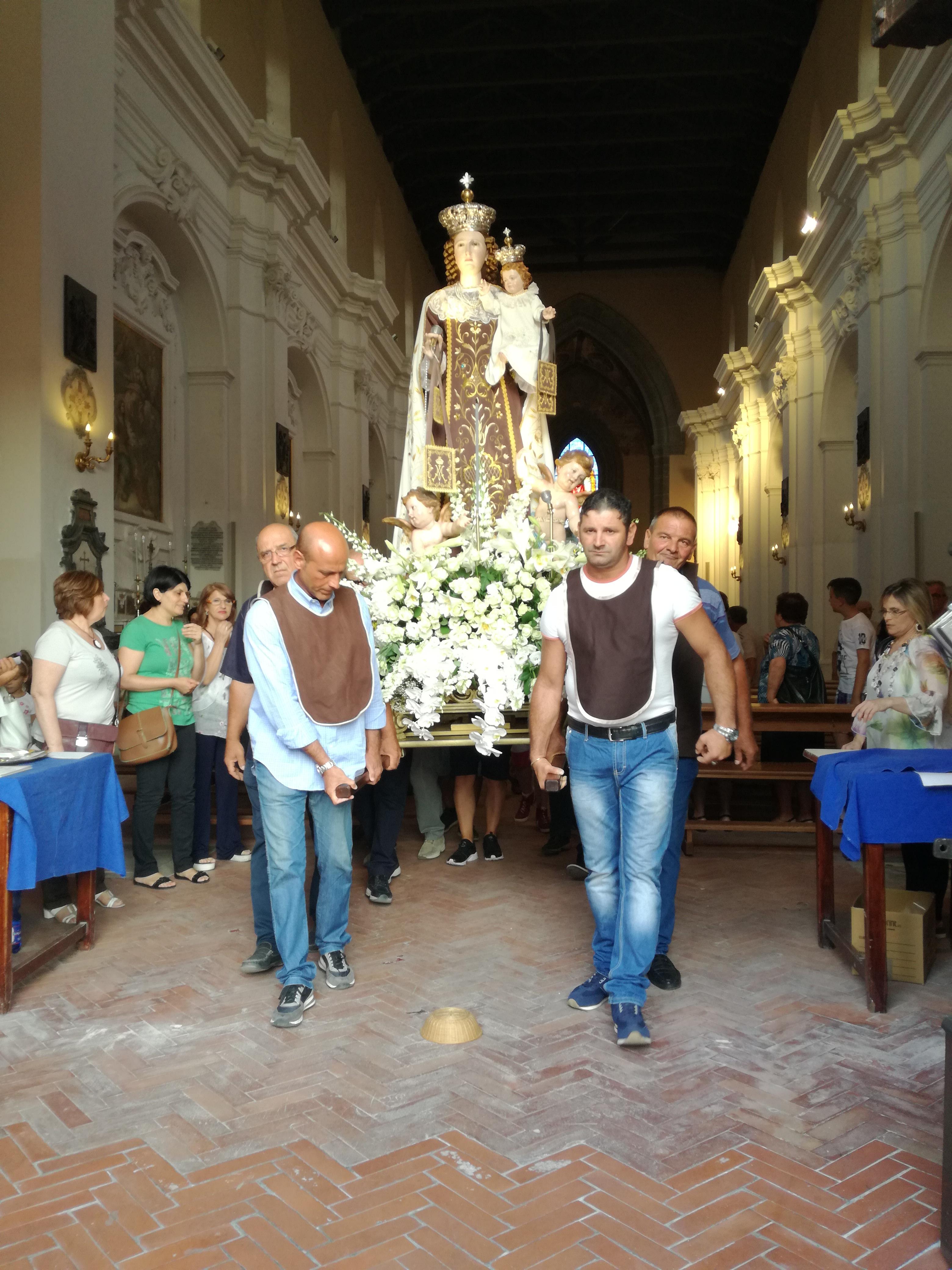 processione della Madonna del Carmine..13