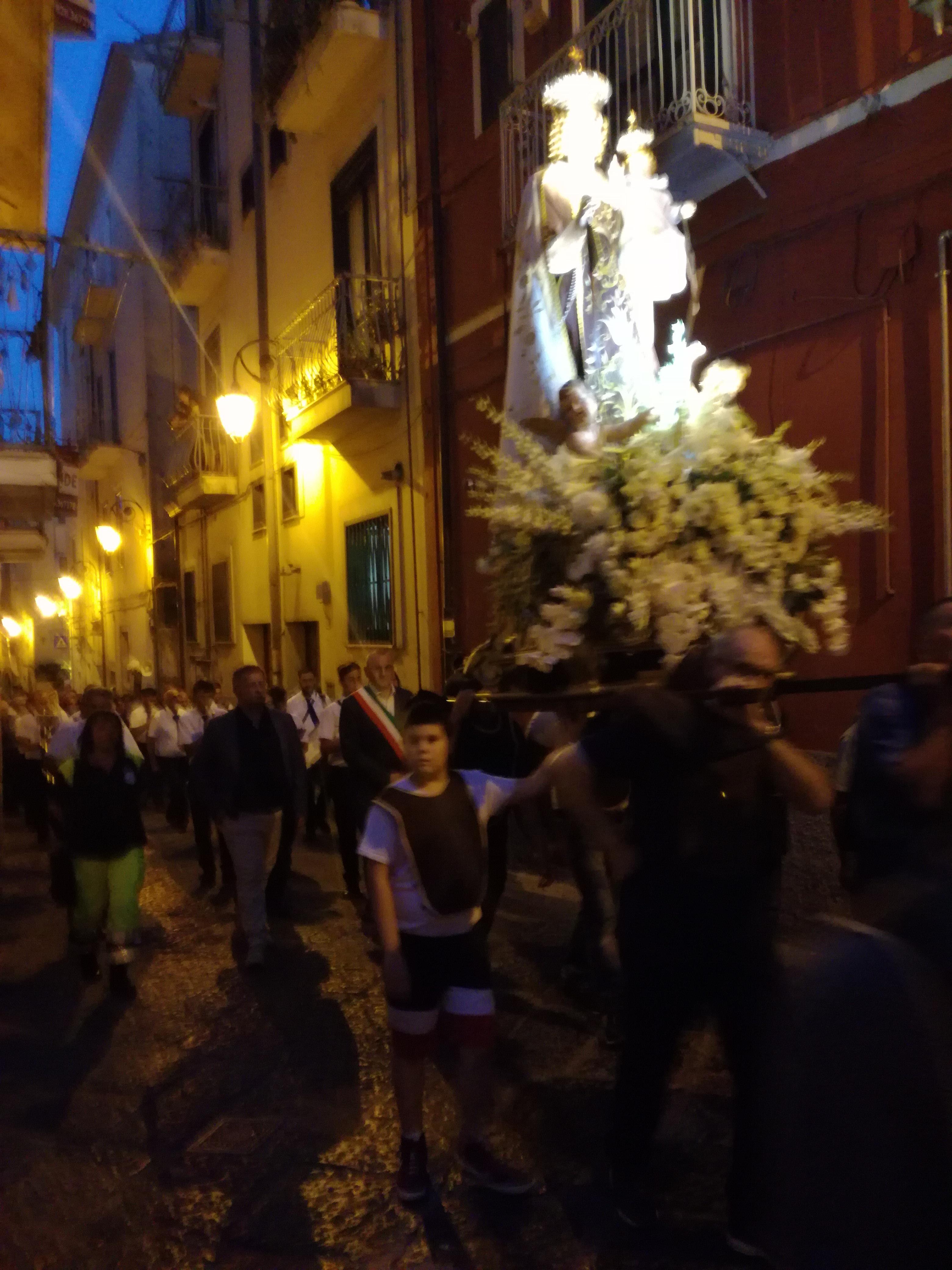 processione della Madonna del Carmine..9