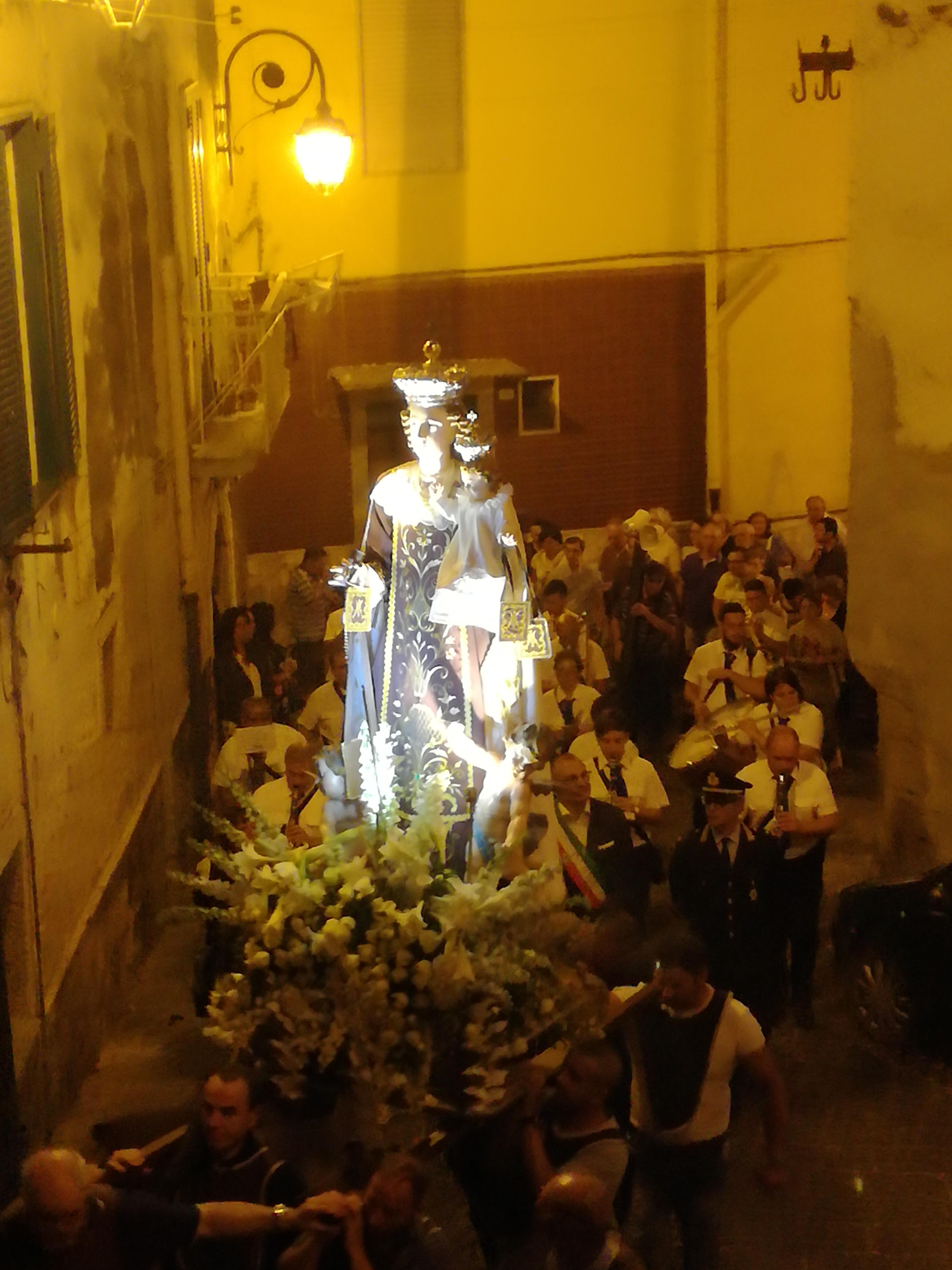 processione della Madonna del Carmine..7