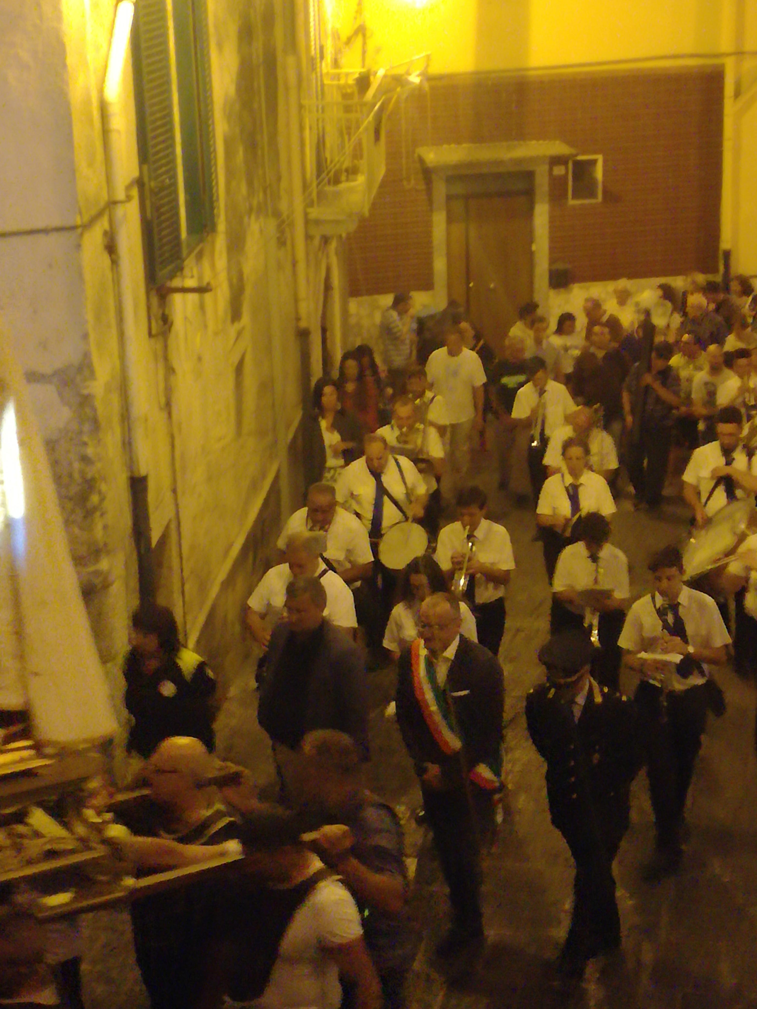 processione della Madonna del Carmine..6