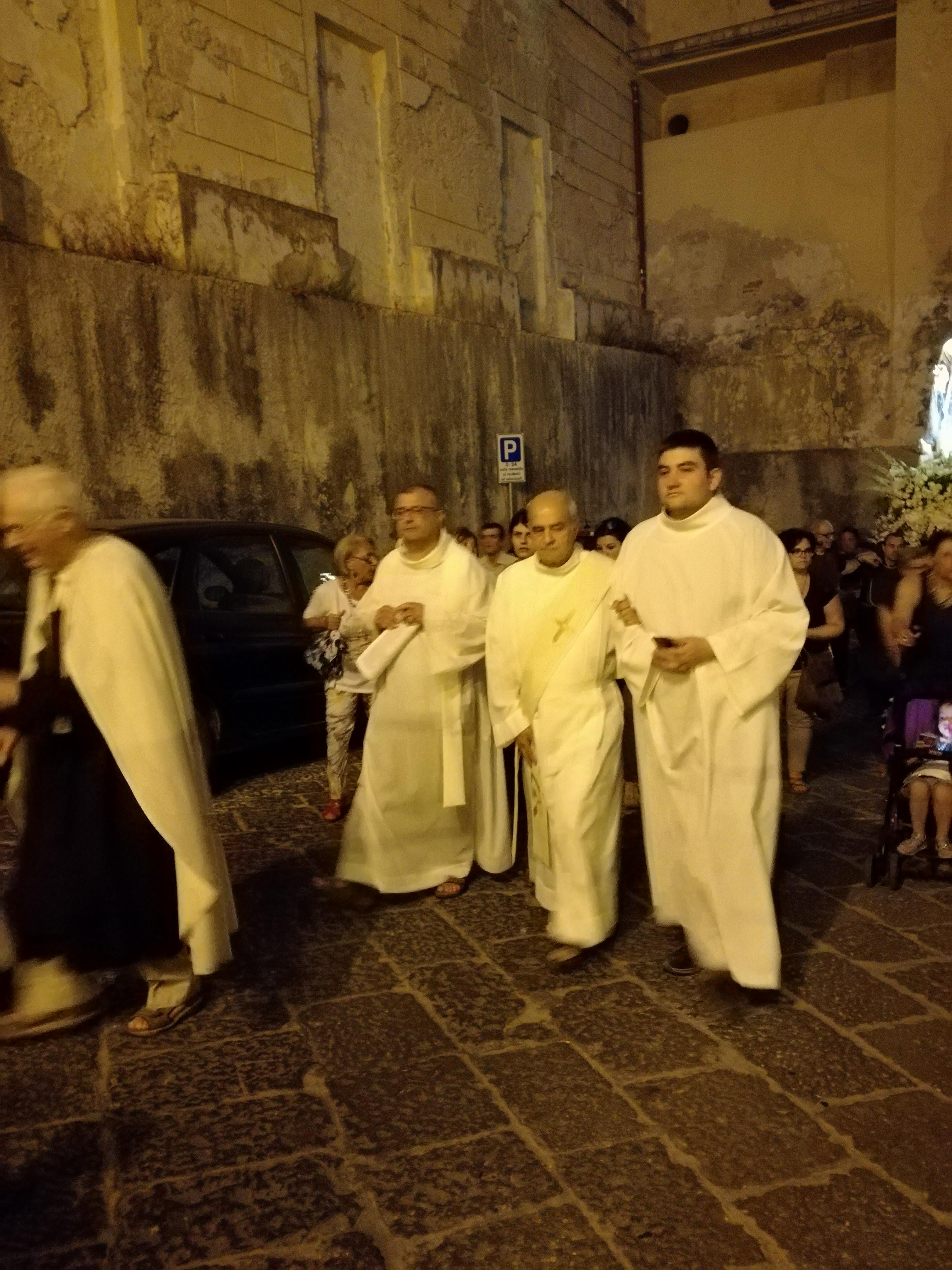 processione della Madonna del Carmine..5