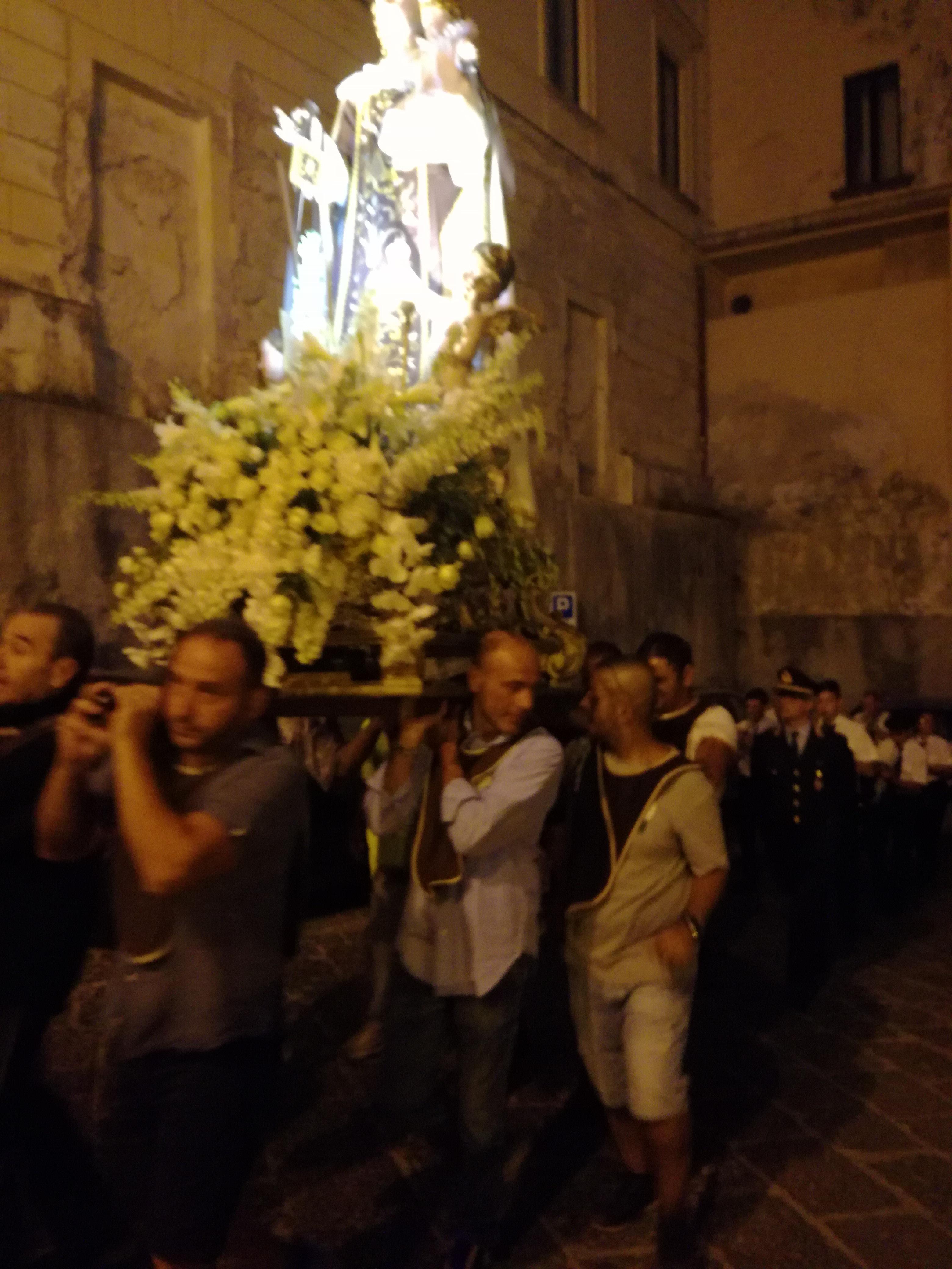 processione della Madonna del Carmine..4