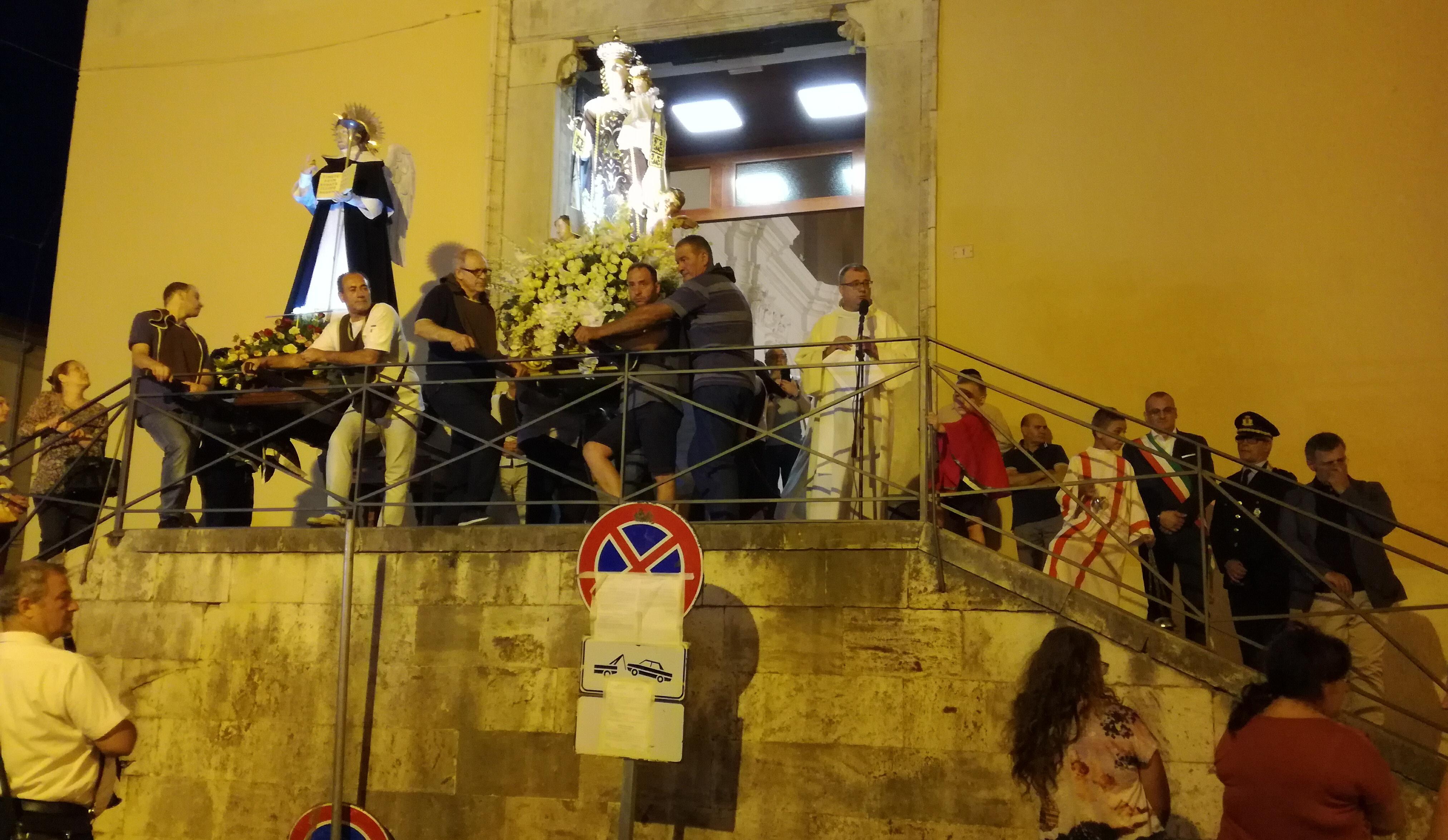 processione della Madonna del Carmine..3