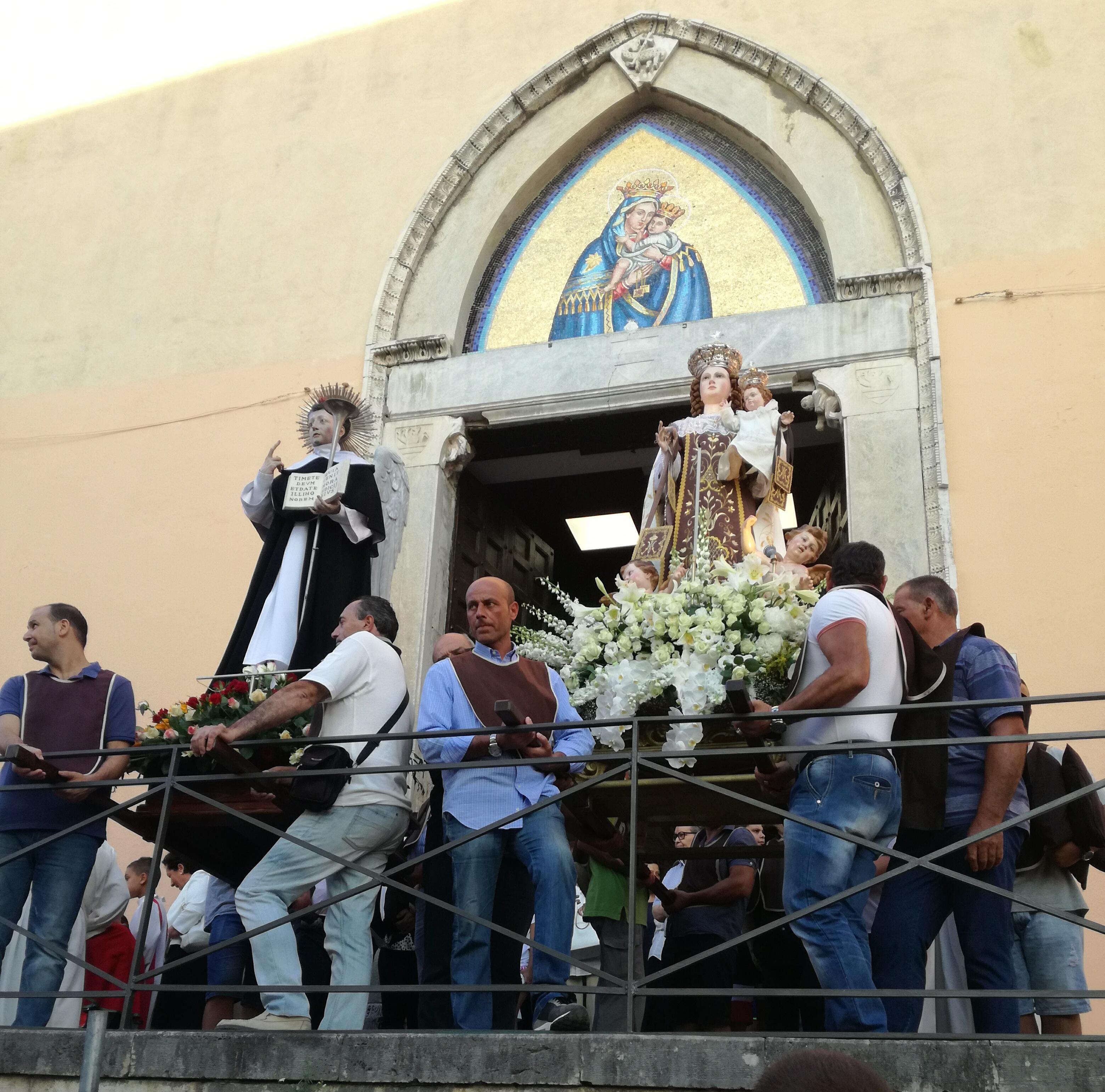 processione della Madonna del Carmine..11