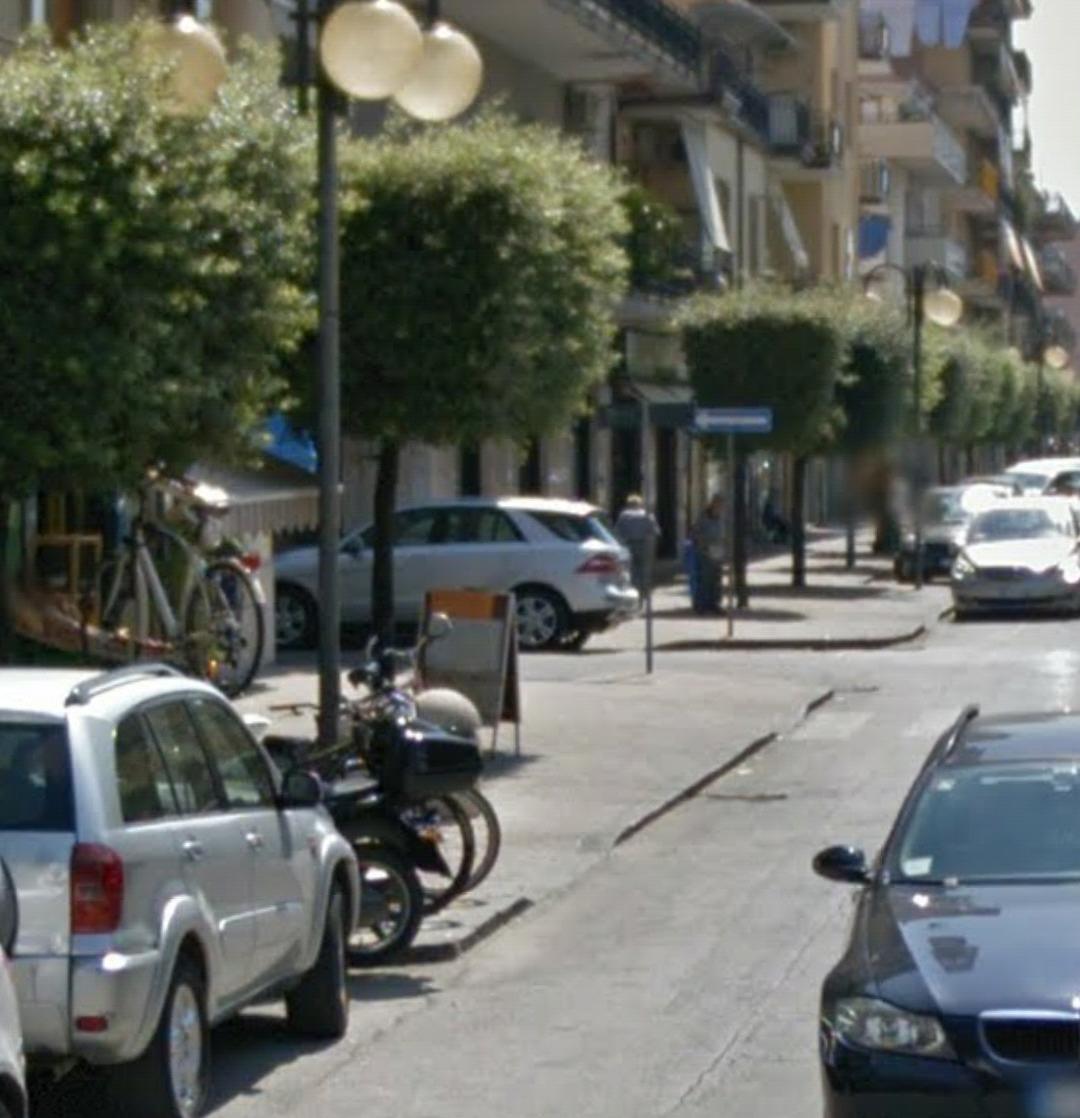 Via Paolo Baratta-Battipaglia