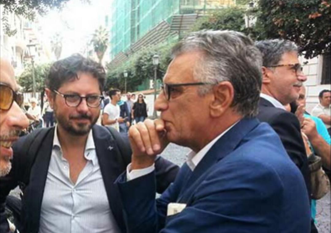 Emilio Borrelli-Michele Ragosta