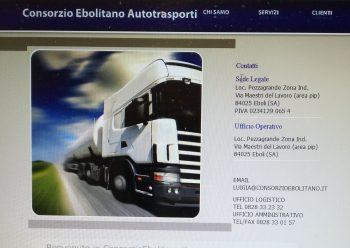 Area Consorzio Ebolitano Autotrasporti