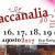 """San Gregorio Magno:  """"Baccanalia 2017"""""""