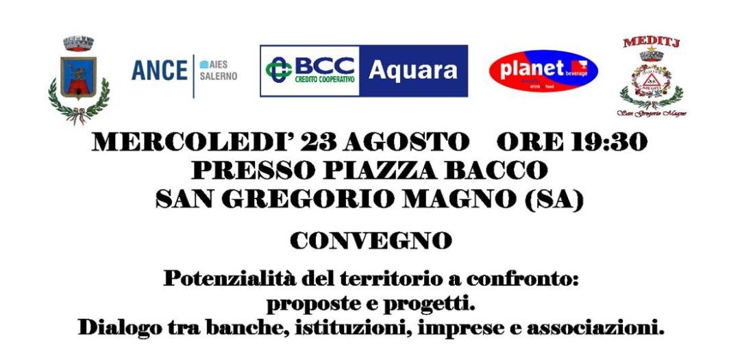 Convegno BCC Aquara-San Gregorio Magno