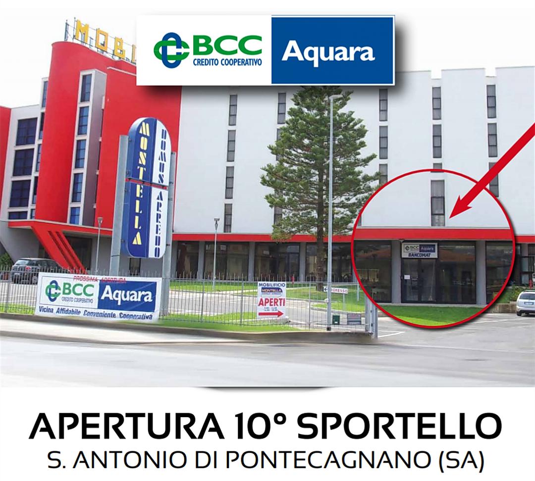 Inaugurazione-Bcc Aquara-Pontecagnano
