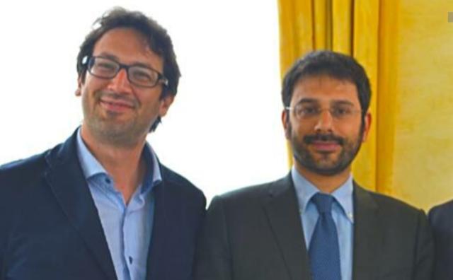 Michele Cammarano-Angelo Tofalo
