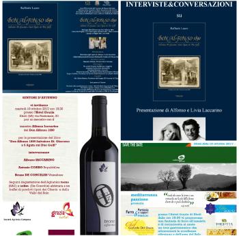 Presentazione Libro Don Alfonso Iaccarino-degustazione Teone-e-Selim