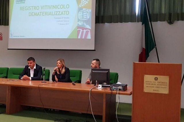 Maria Laura Cestaro-convegno Itas Eboli