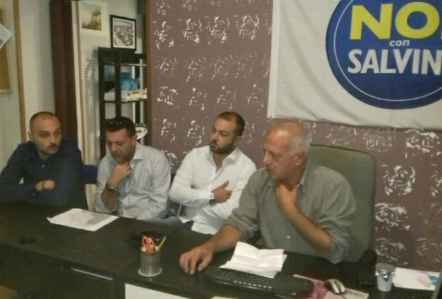 Giuseppe Vitolo,Vincenzo Albano,Giovanni Basile,Mariano Falcone