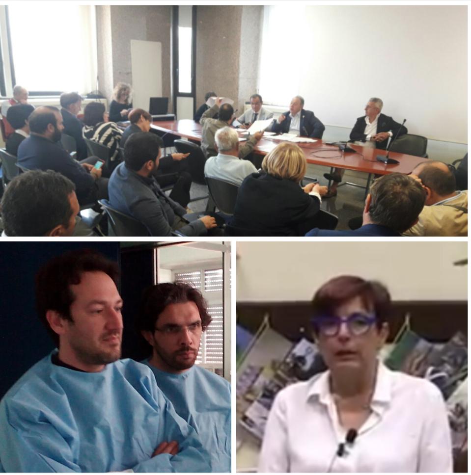 Commissione ambiente-audizione compostaggio-Cammarano-Viglione-Francese