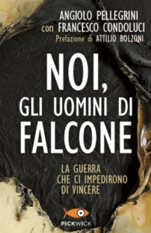 Noi uomini di Falcone-libro